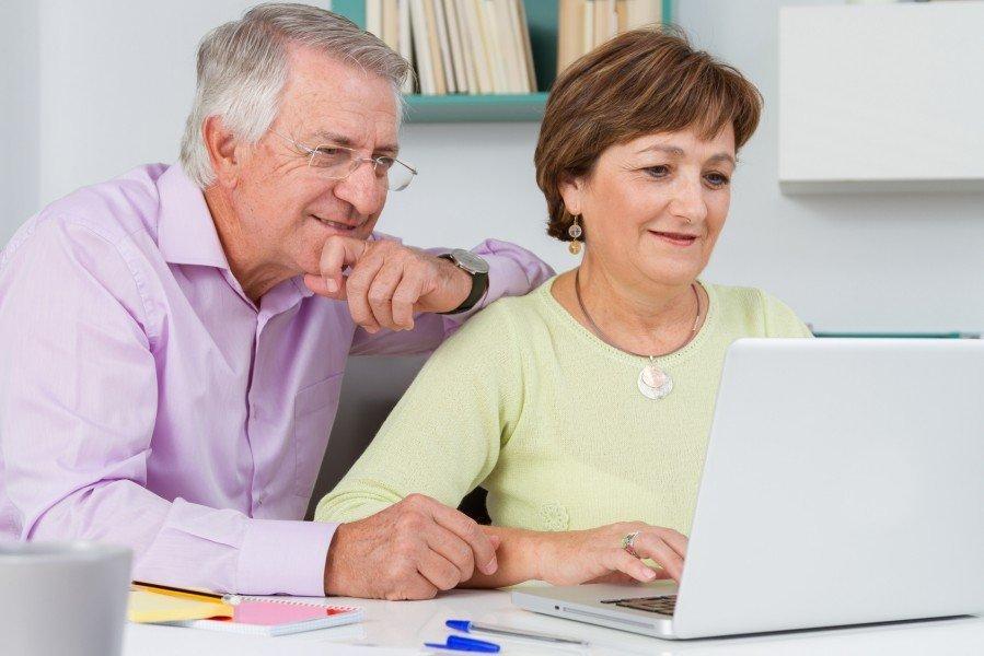 Онлайн курсы компьютерной грамотности для пенсионеров