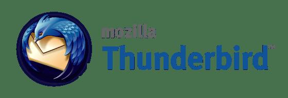 почтовый клиент thunderbird