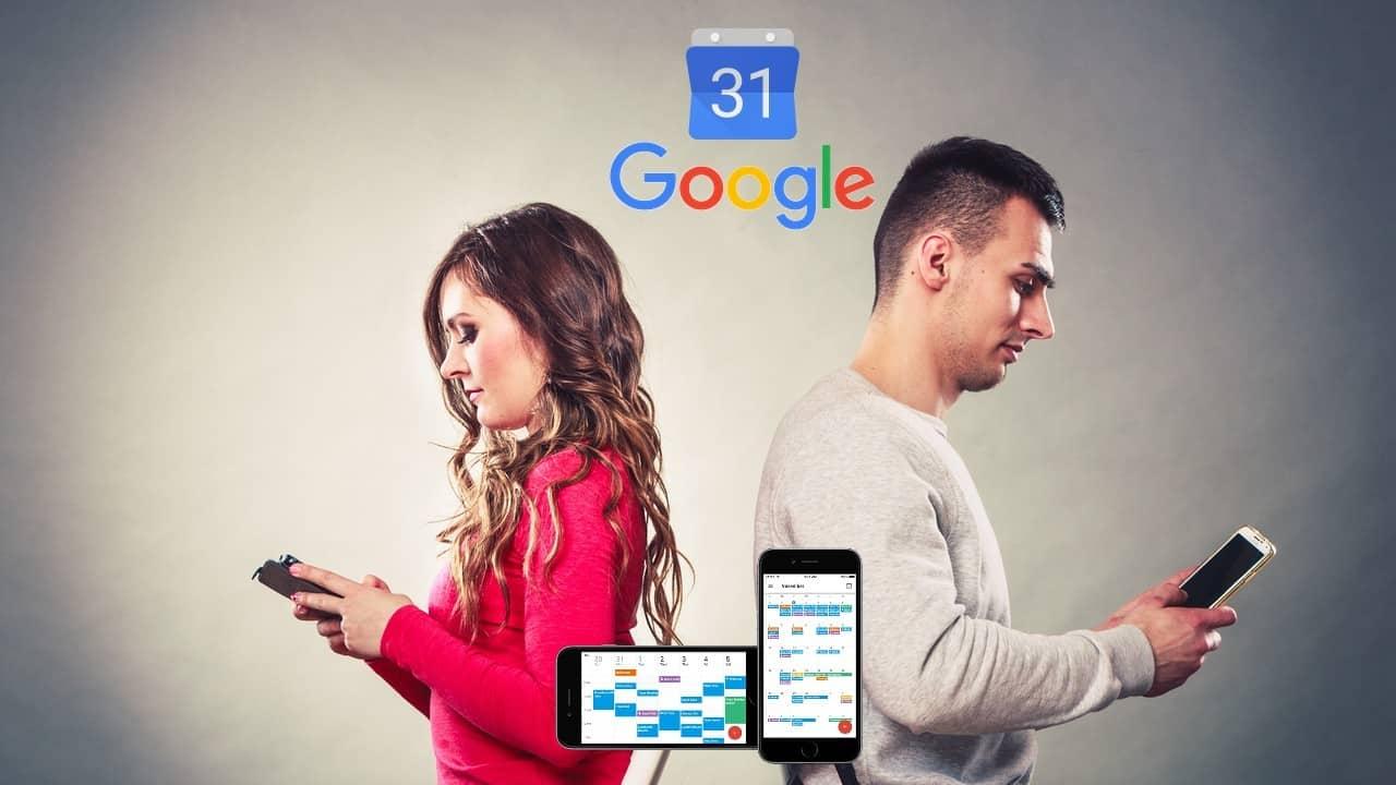 Как использовать Google Календарь