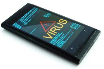 Количество вирусов для мобильных устройств выросло в 4 раза